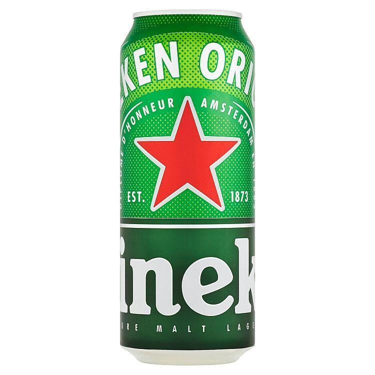 ef970acfa8883 Heineken Pivo svetlý ležiak 0,5 l   eDELIA.sk - online supermarket