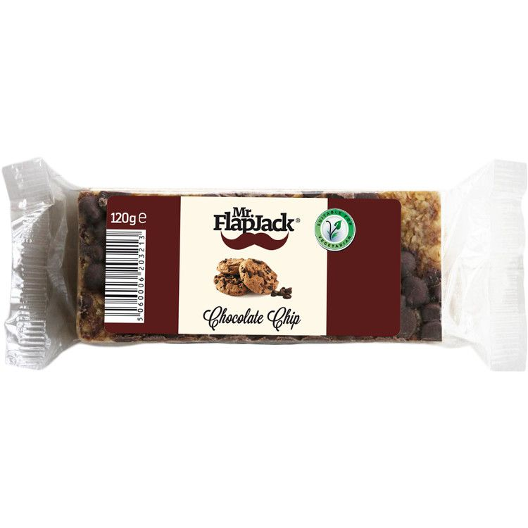 Mr, FlapJack Chocolate Chips 120g - eDELIA.sk