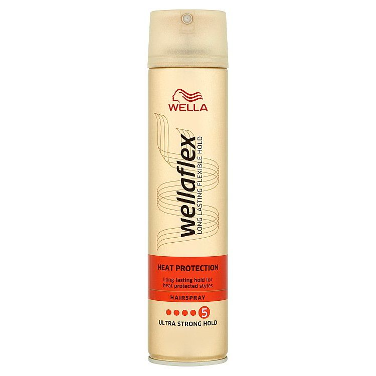 Wella Heat Protection Ultra Strong Hold lak 250 ml - eDELIA.sk