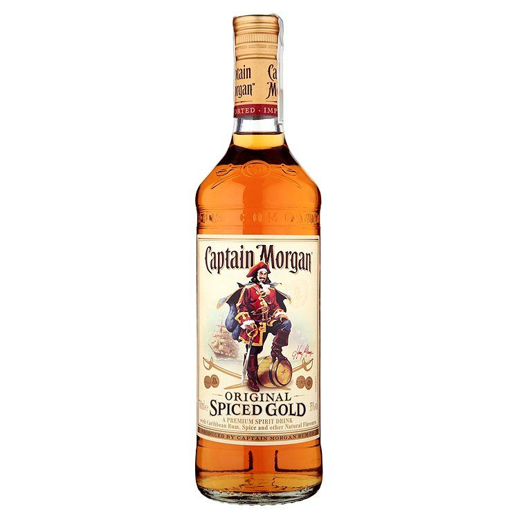 Captain Morgan Spiced Gold (35%) 0,7l - eDELIA.sk