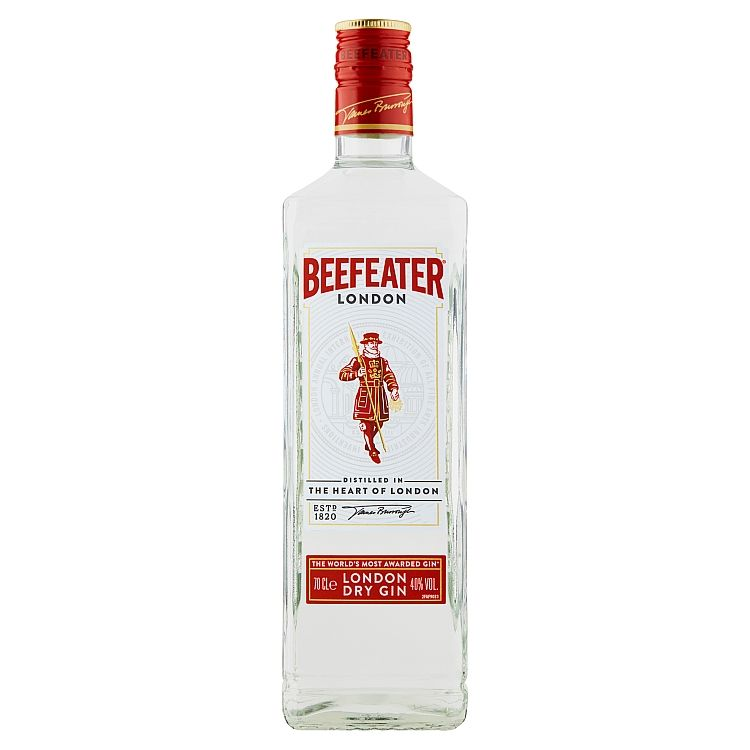 Beefeater London Dry Gin (40%) 0,7l - eDELIA.sk